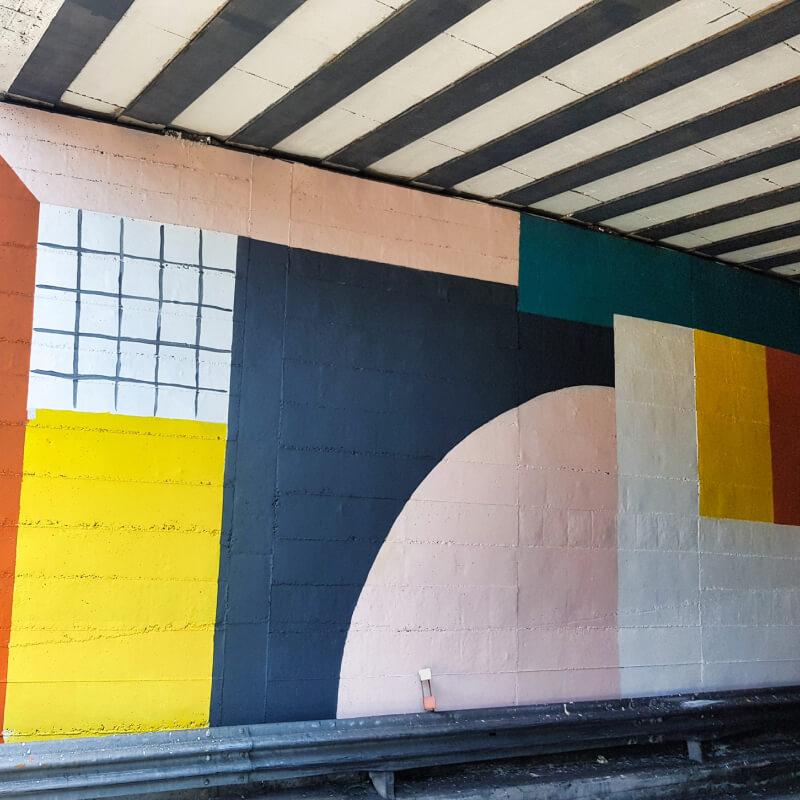 Urban Art. Not just colour.